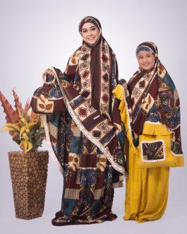 Mukenah Couple FARAH KUNING